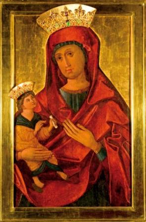 Křešovská ikona