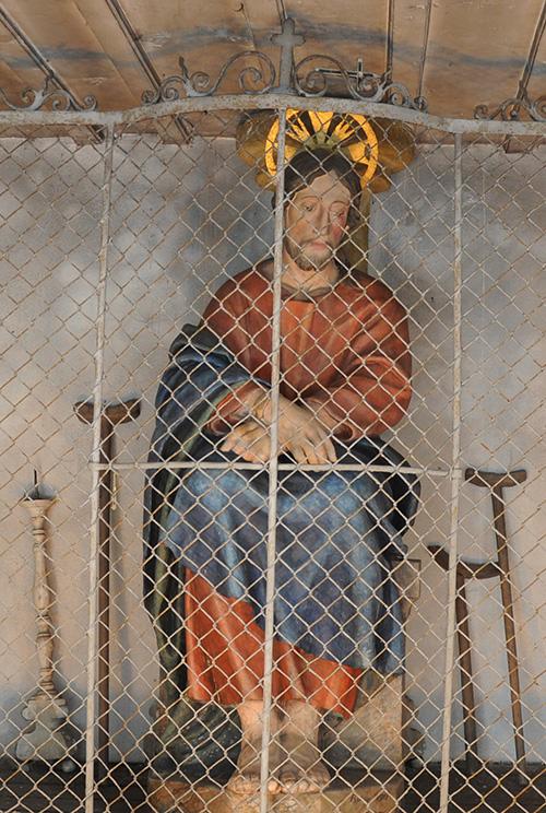 Ciemnica - Chrystus