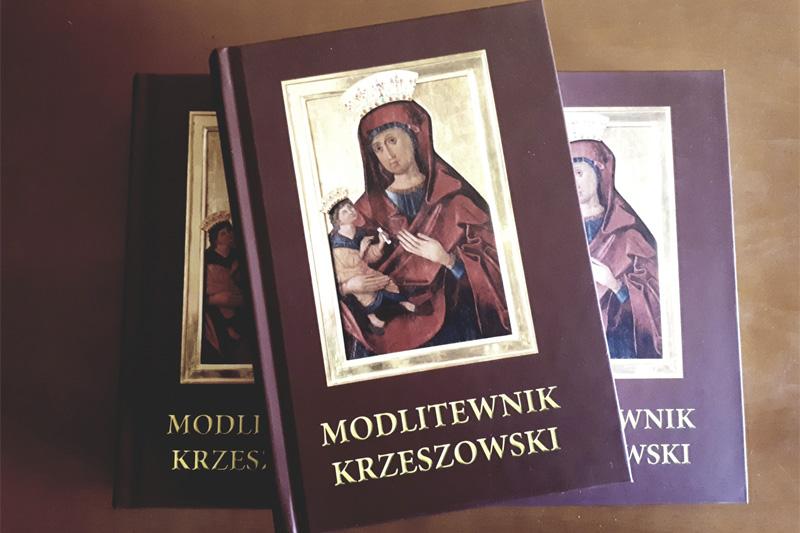 Modlitewnik Krzeszowski