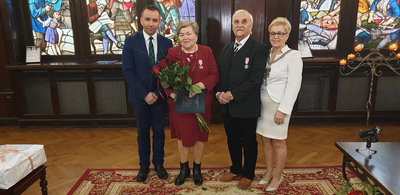 50 lat małżeństwa Państwa Tomaszewskich