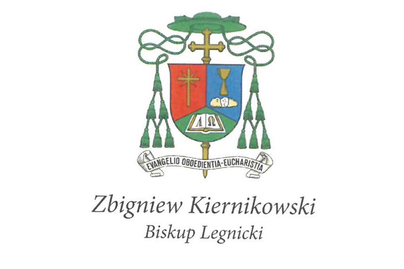 Herb bp Zbigniew Kiernikowski