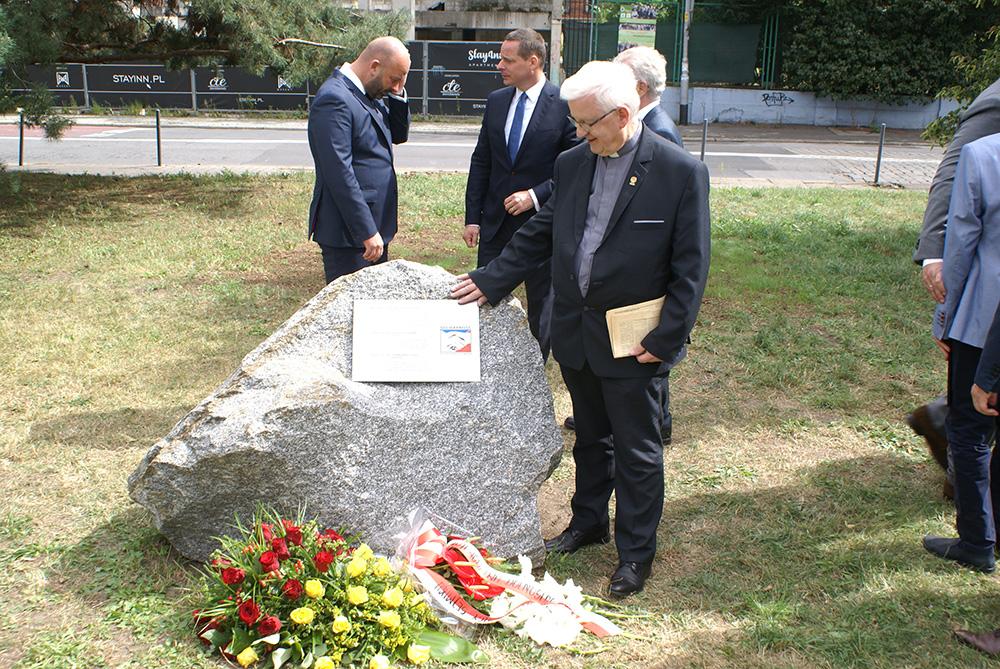 Solidarność Polsko-Czesko-Słowacka-ks. Marian Kopko
