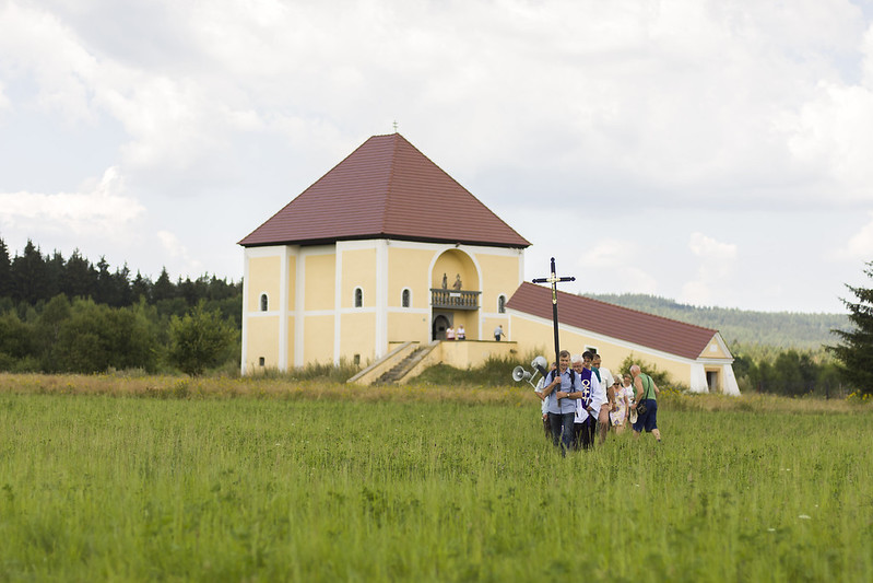 Droga Krzyżowa, Krzeszowska Kalwaria