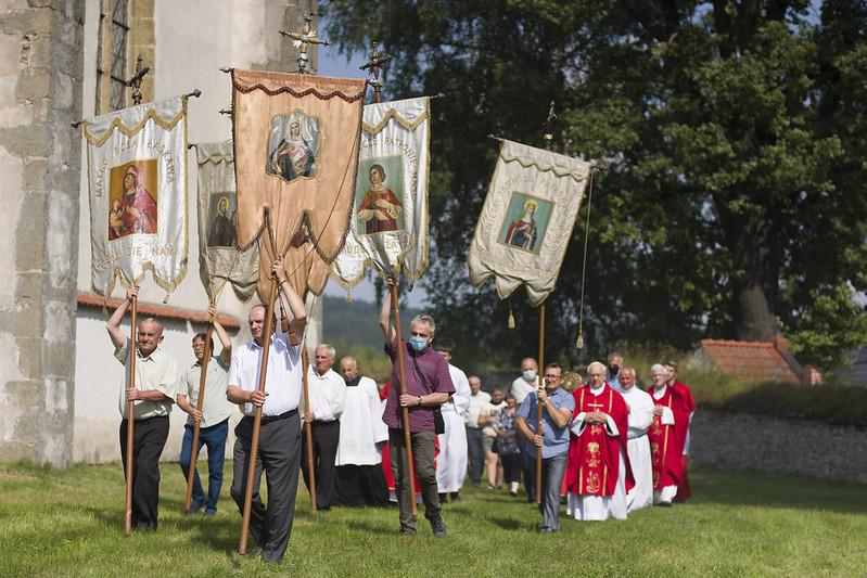 Odpust ku czci św. Wawrzyńca w Krzeszówku