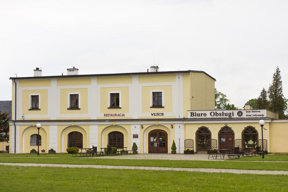 Obsługa Pielgrzyma i restauracja