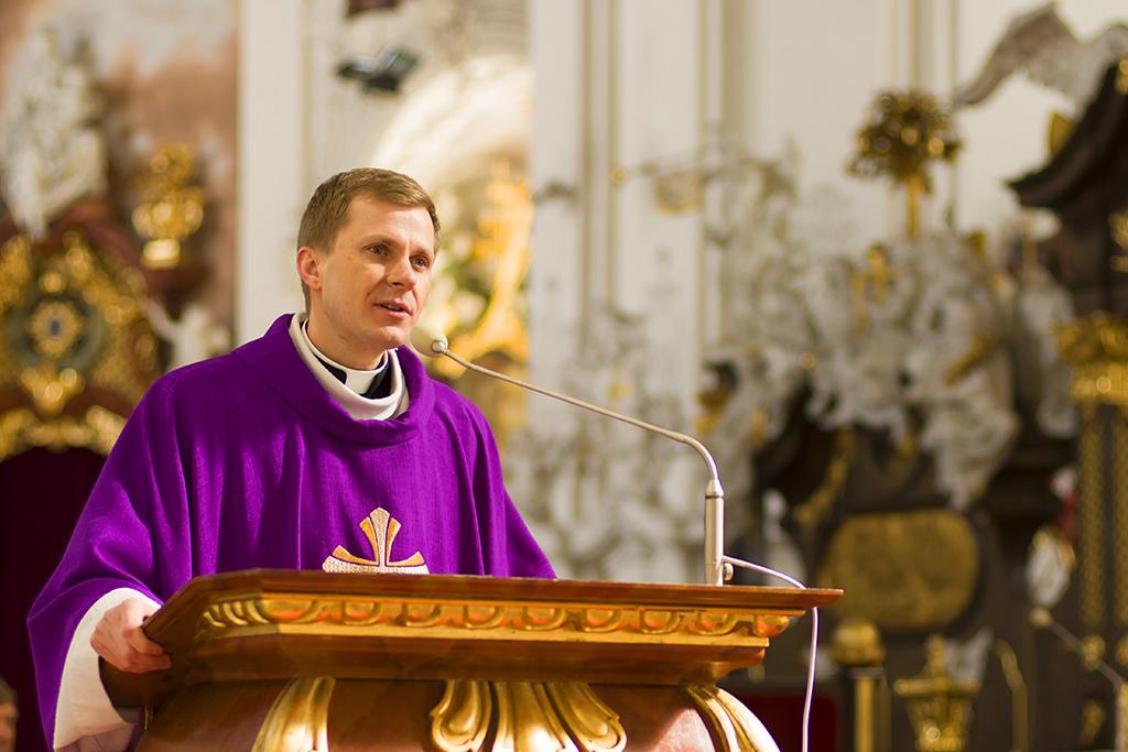 ks. dr Wojciech Lech