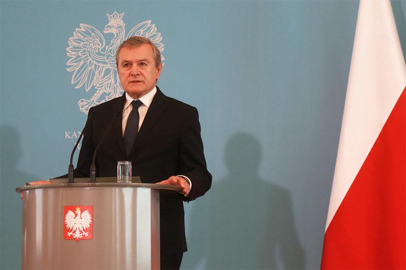 Minister Kultury, Dziedzictwa Narodowego i Sportu prof. Piotr Gliński